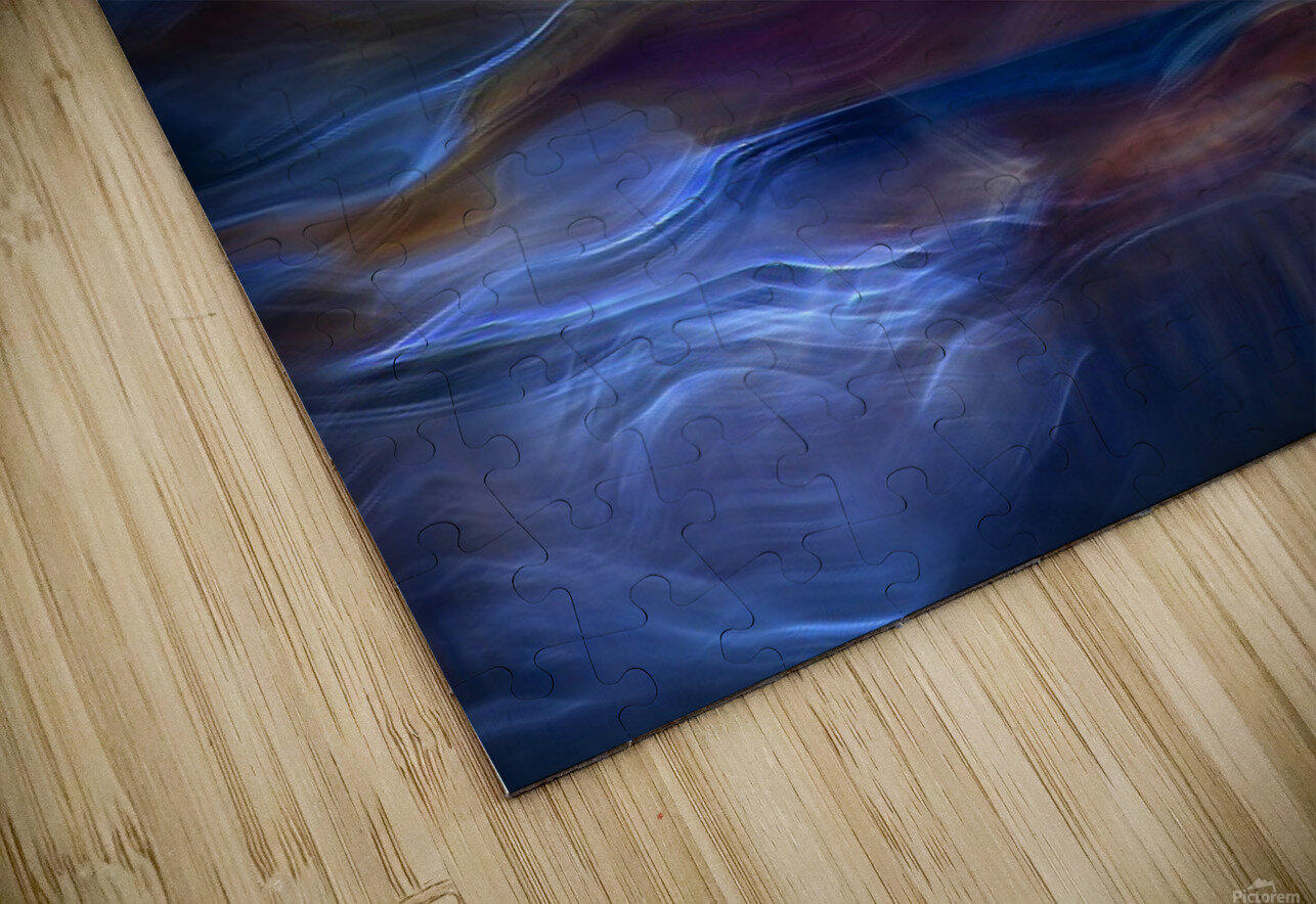 Inner Peace HD Sublimation Metal print