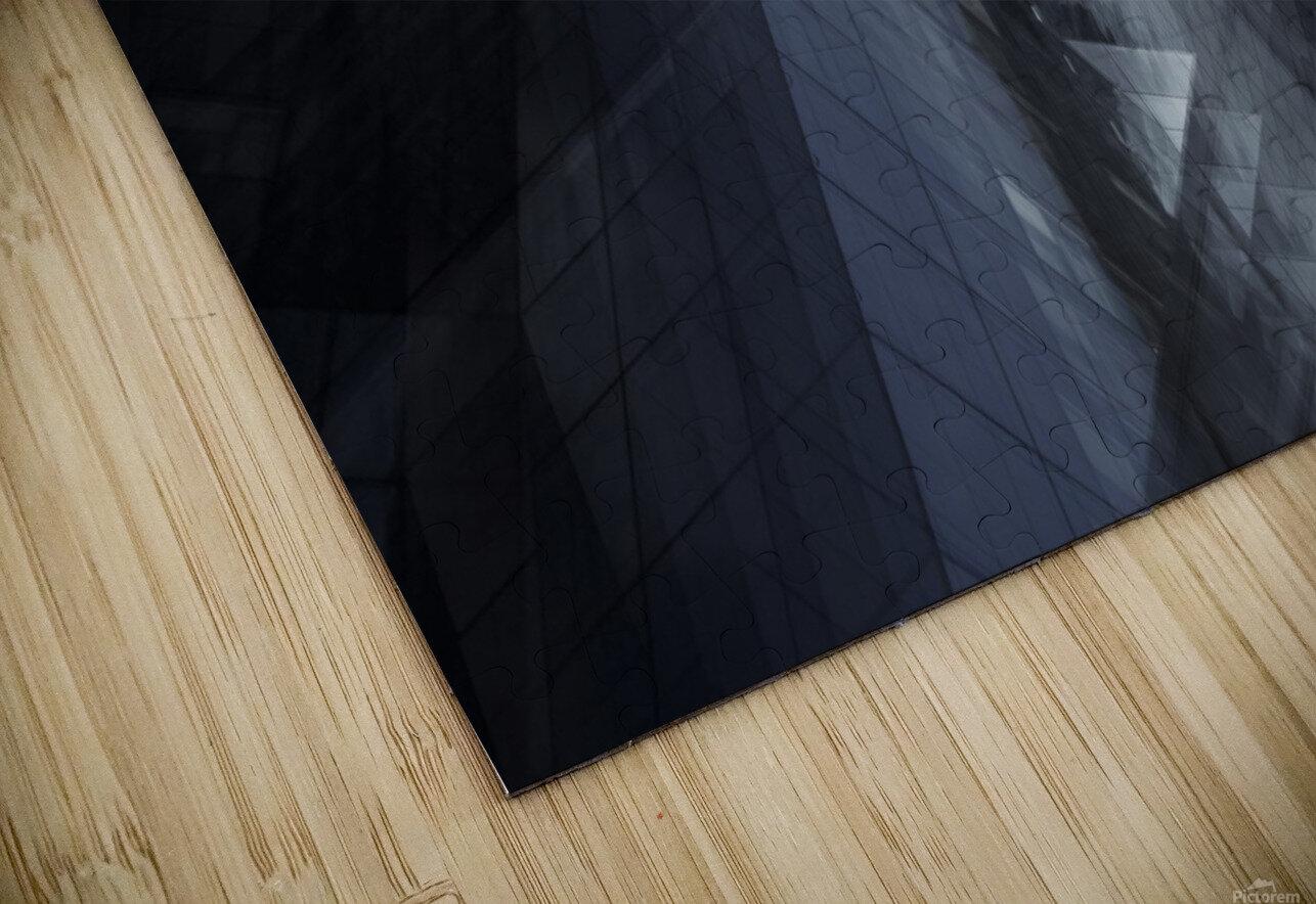 Parallel by Sebastien DEL GROSSO HD Sublimation Metal print