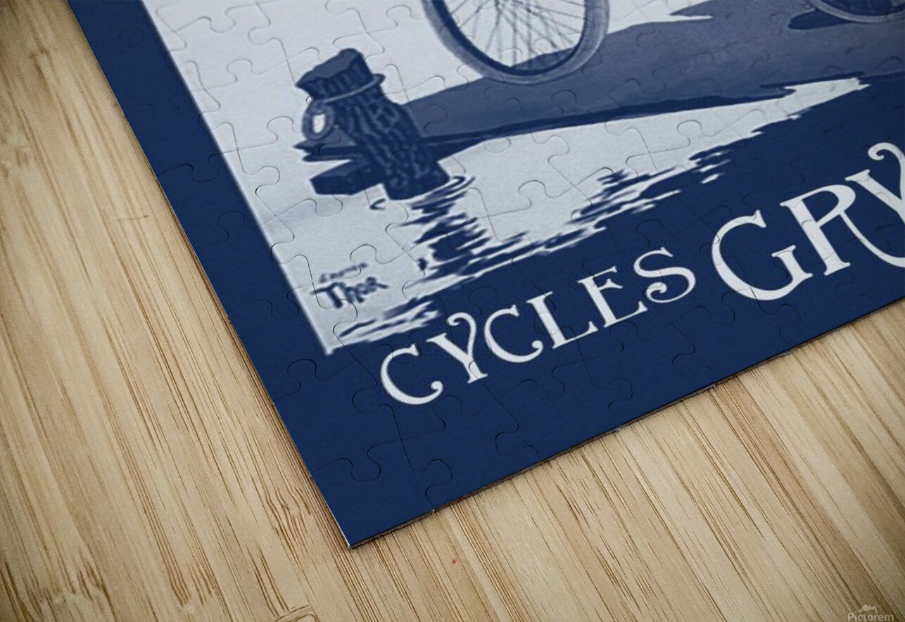 Cycles Gryphon HD Sublimation Metal print