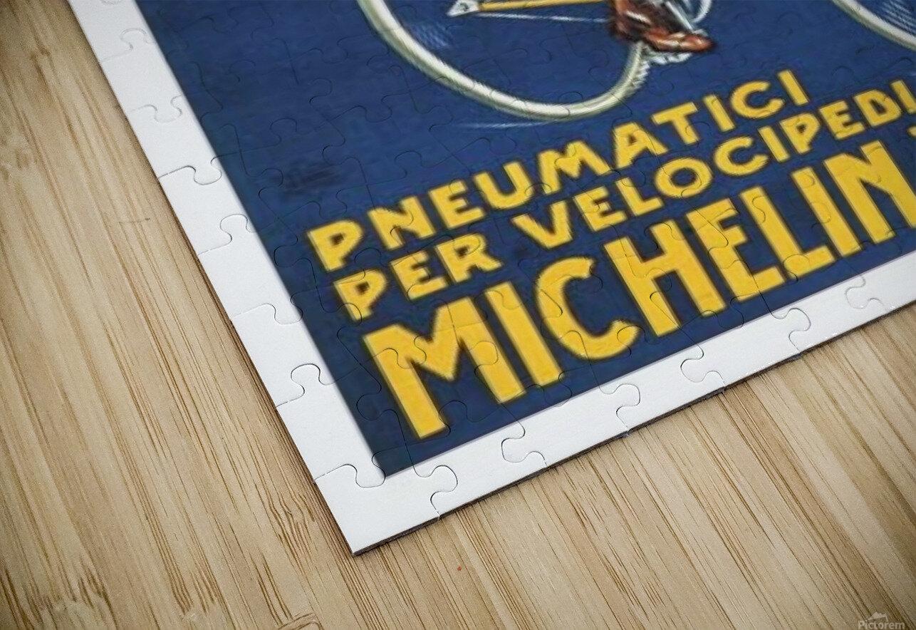 Pneumatici per Velocipedi HD Sublimation Metal print