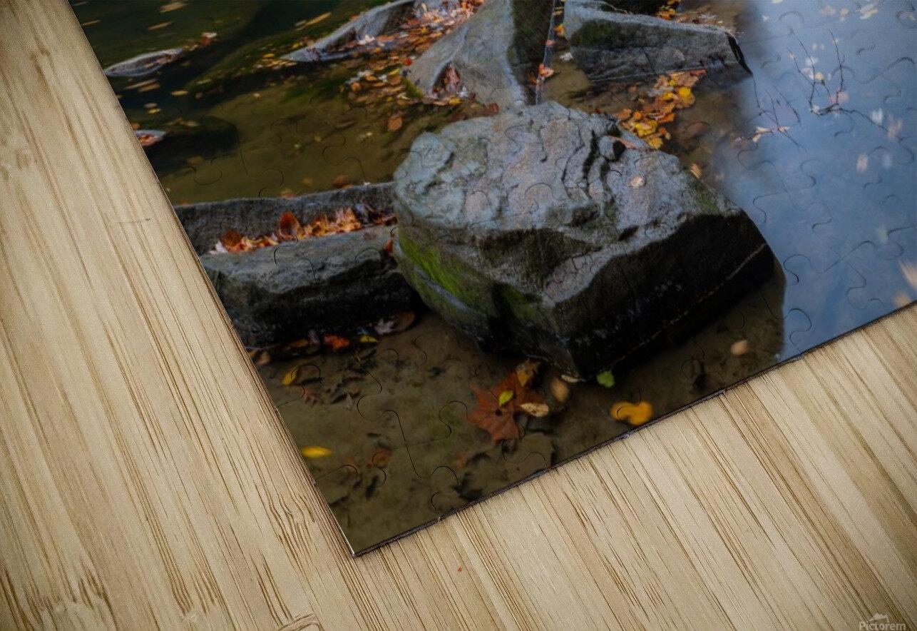 Slippery Rock Creek apmi 1924 HD Sublimation Metal print