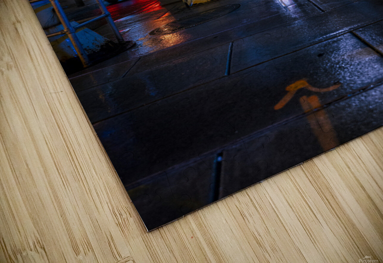 Surface HD Sublimation Metal print