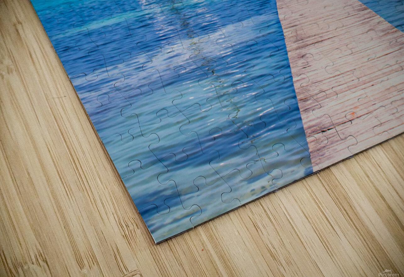 Ambergris Caye 1 HD Sublimation Metal print