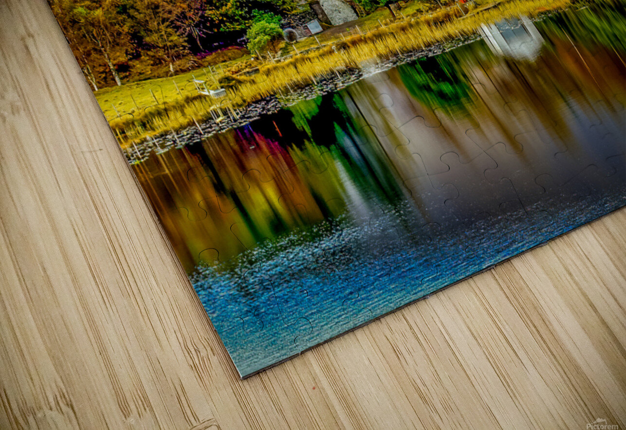 Donegal 13 HD Sublimation Metal print