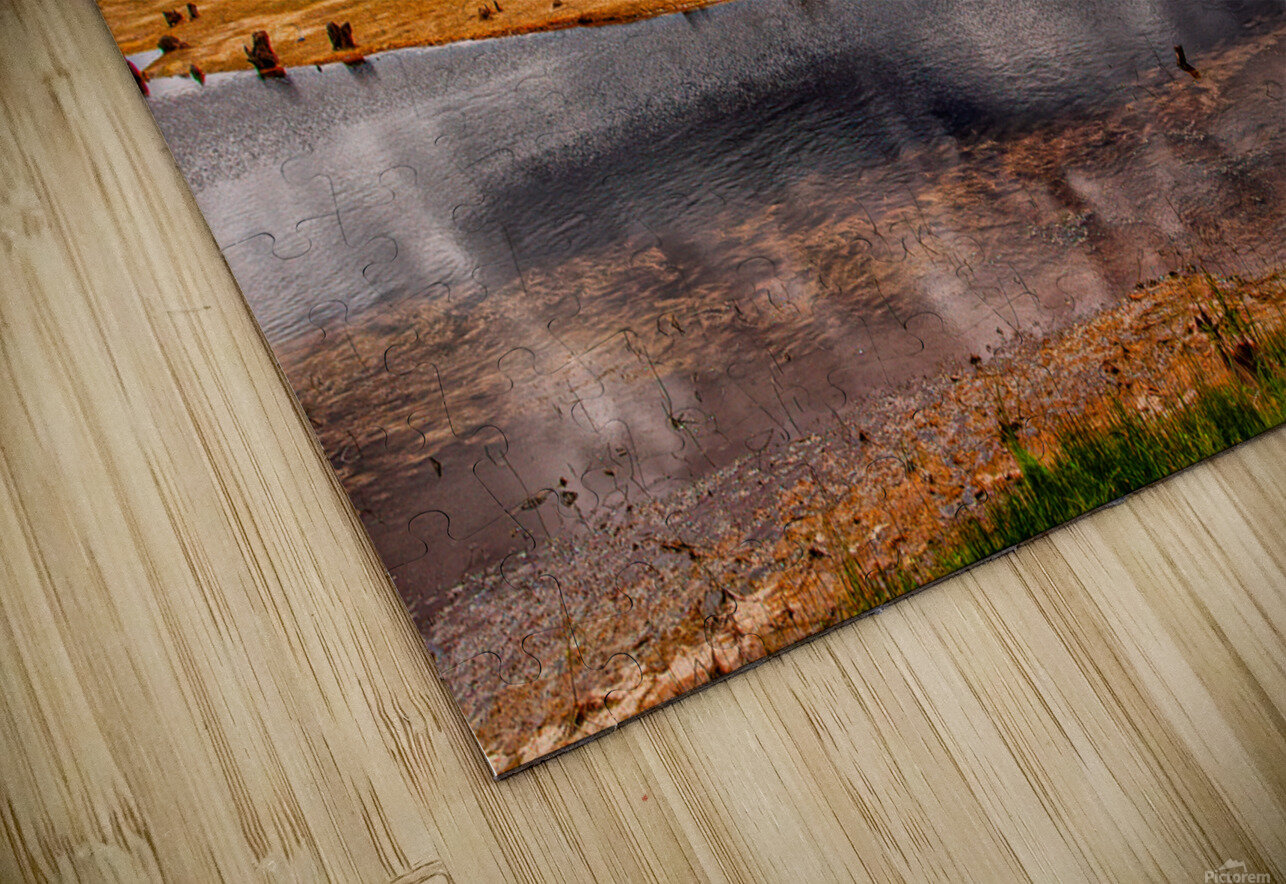 Donegal 22 HD Sublimation Metal print