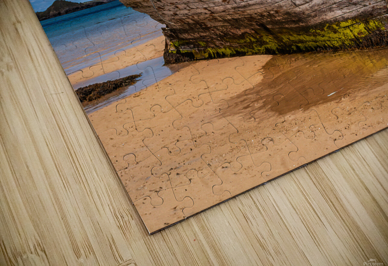 Donegal 1 HD Sublimation Metal print
