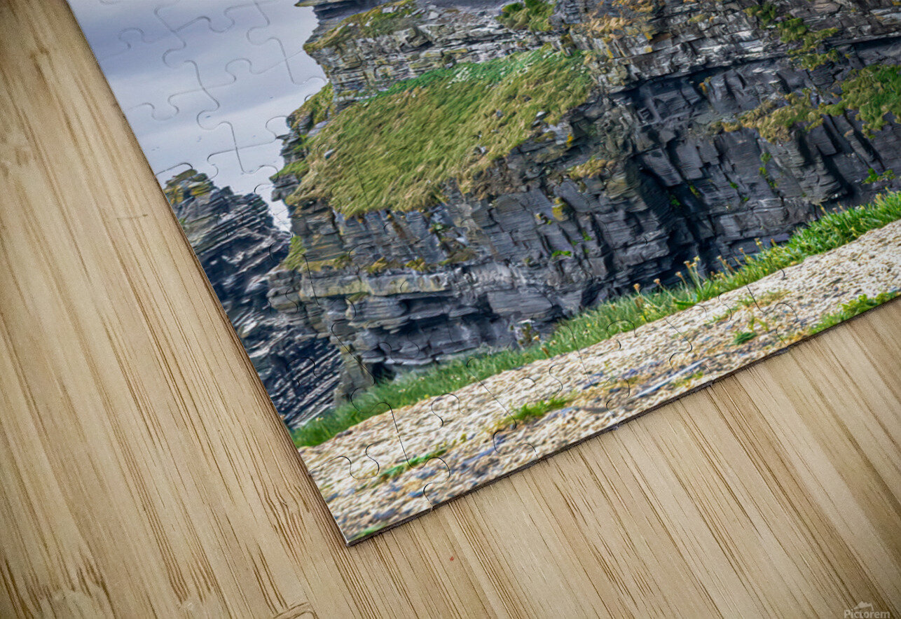Cliffs Of Moher 2 HD Sublimation Metal print