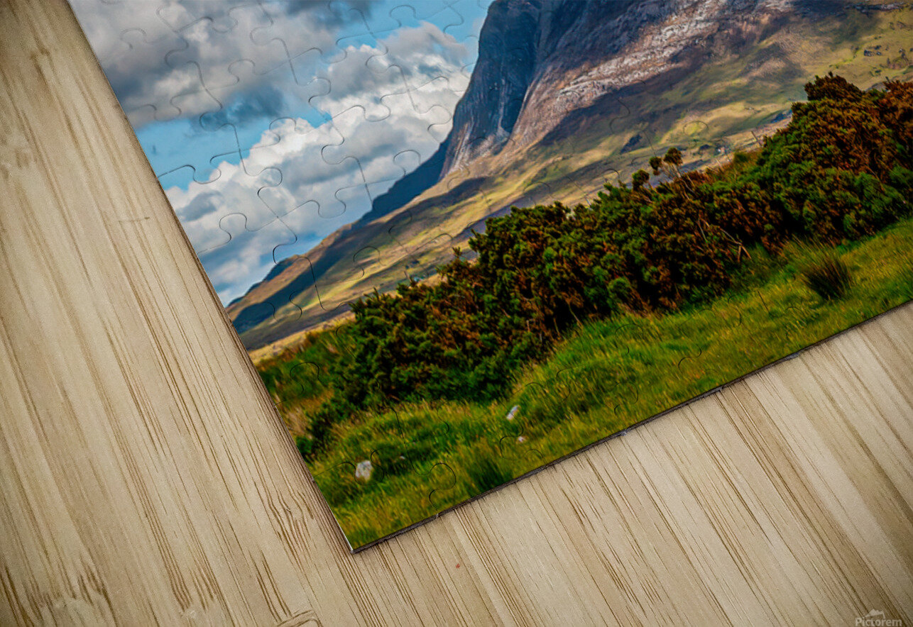 Muckish HD Sublimation Metal print