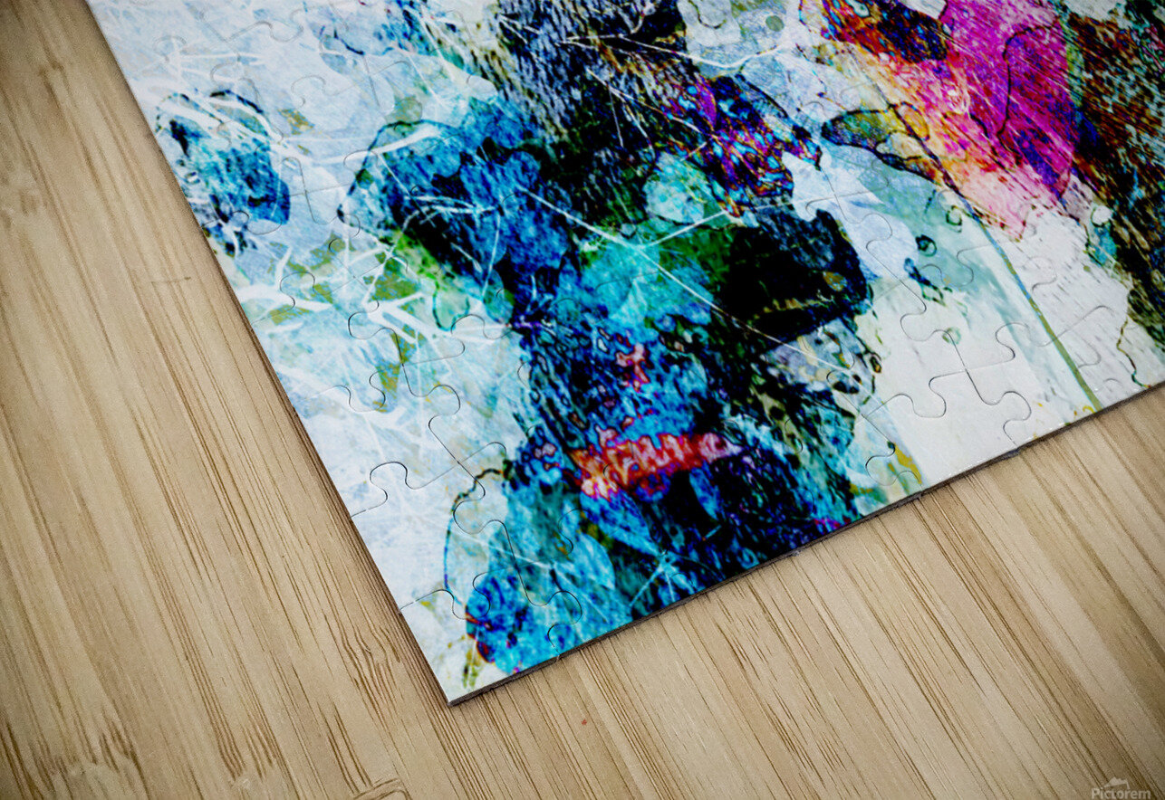 Promise of Spring - Horizontal  HD Sublimation Metal print