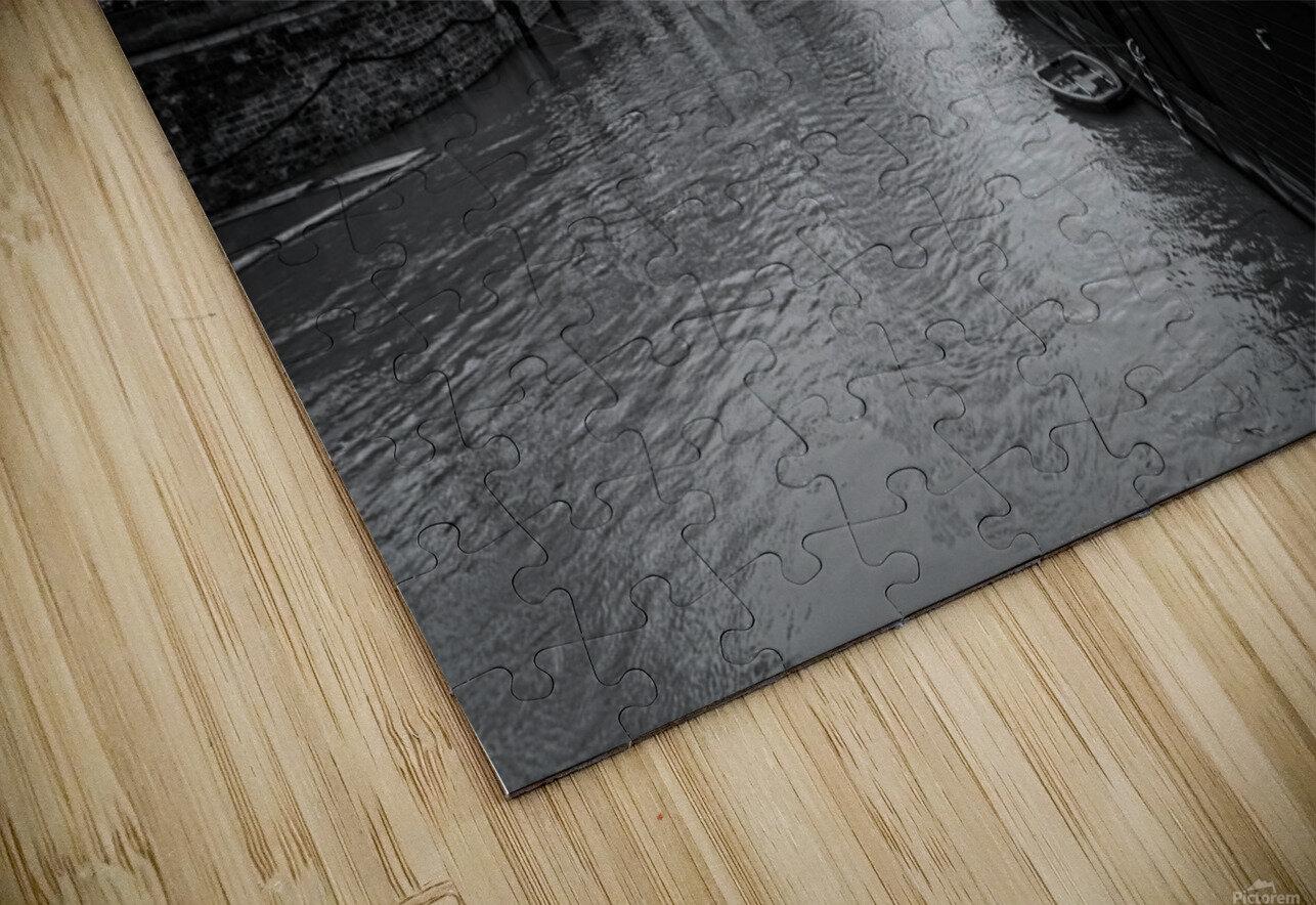 Flood in Paris Impression de sublimation métal HD