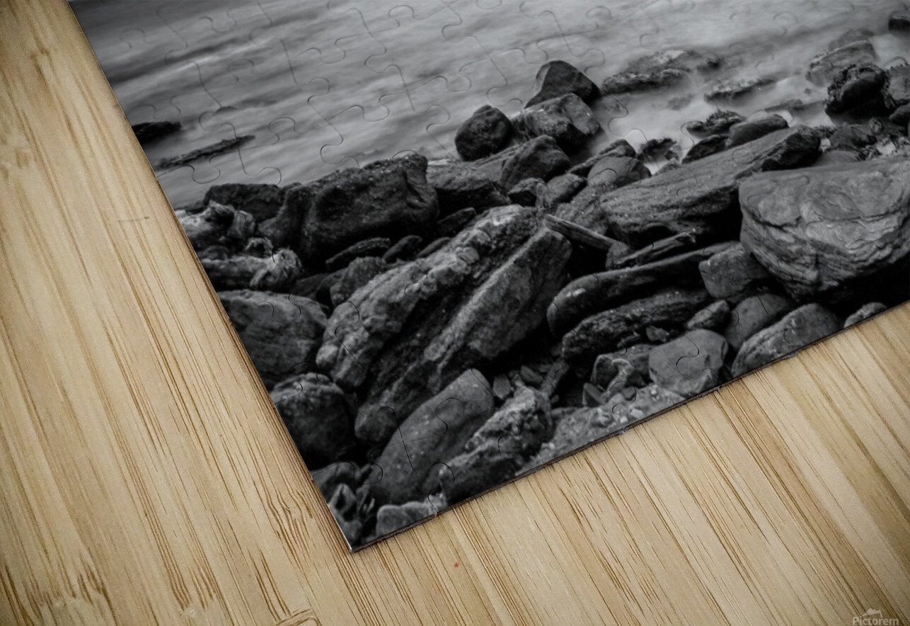 Serenity Waters HD Sublimation Metal print