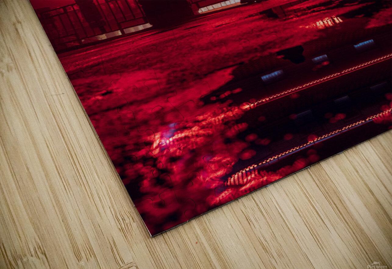 Phoenix HD Sublimation Metal print