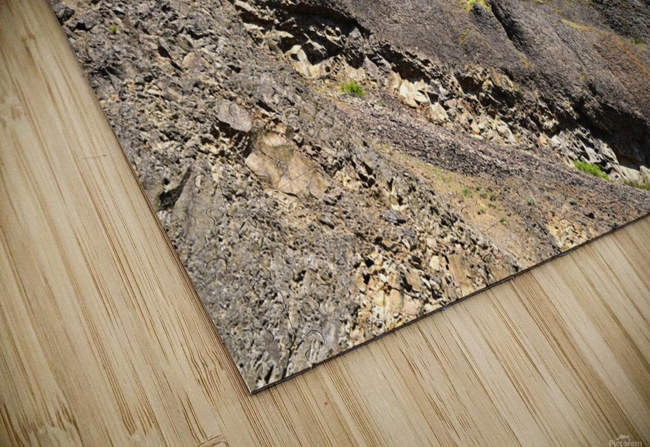 The Gorge Oregon HD Sublimation Metal print