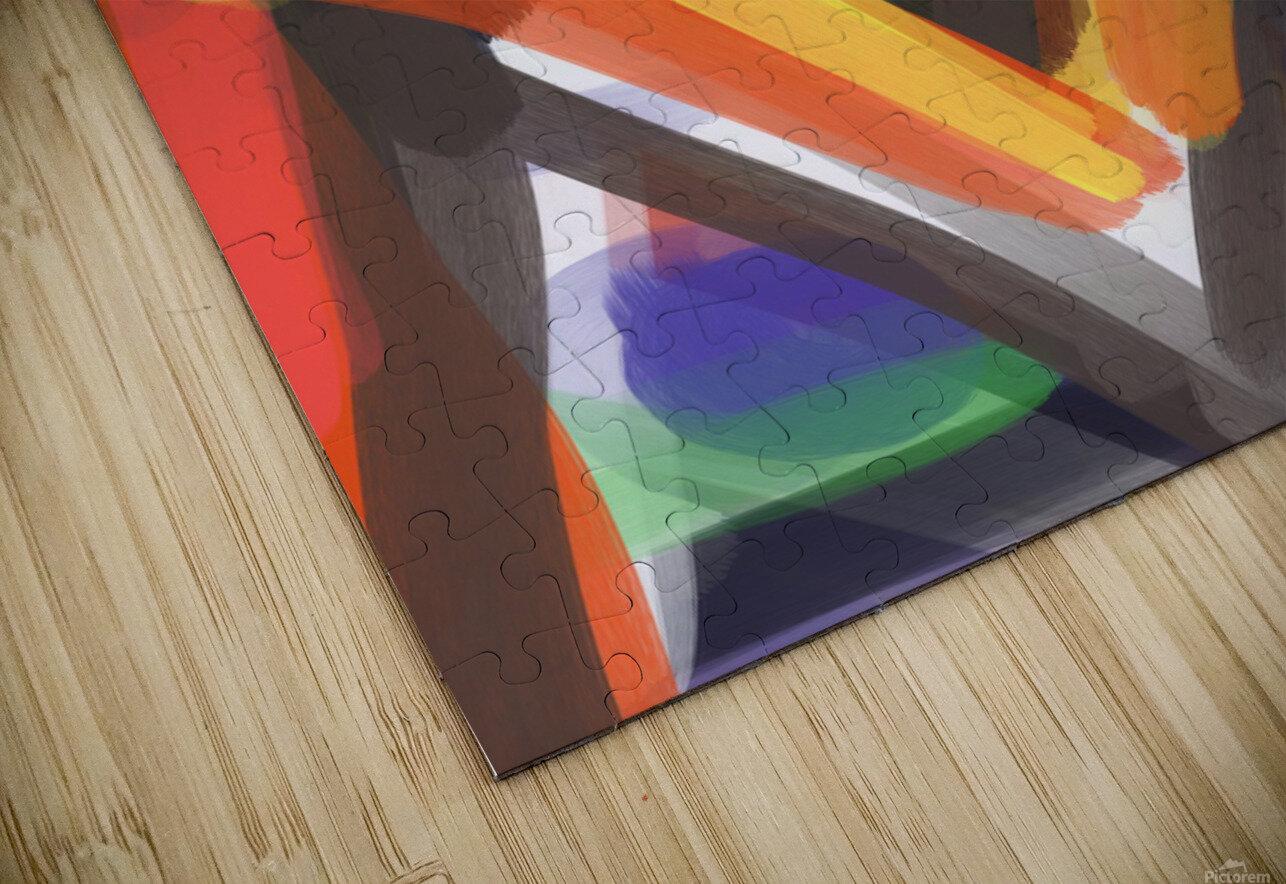 Landscape HD Sublimation Metal print