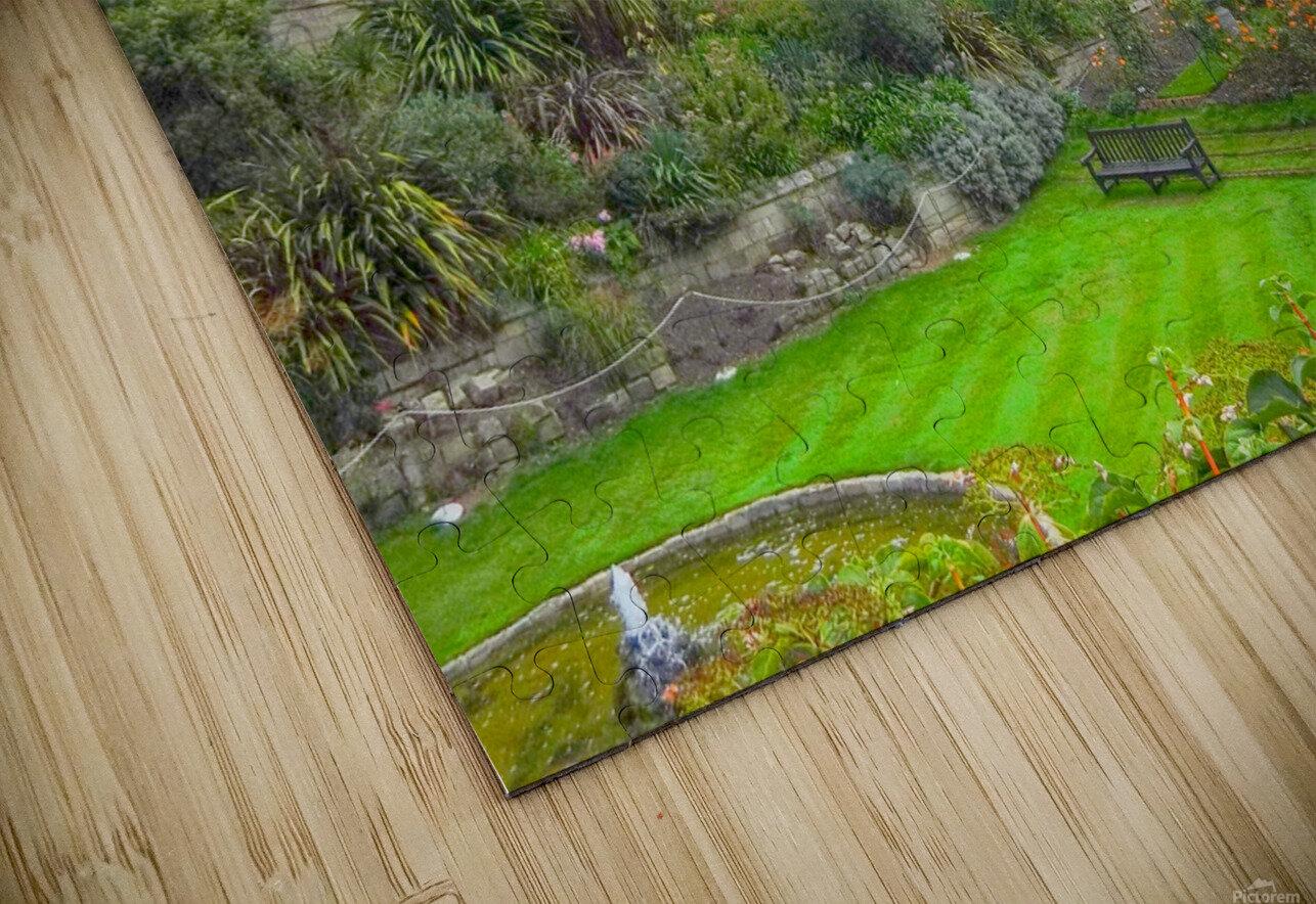 Windsor Castle at Sunset HD Sublimation Metal print