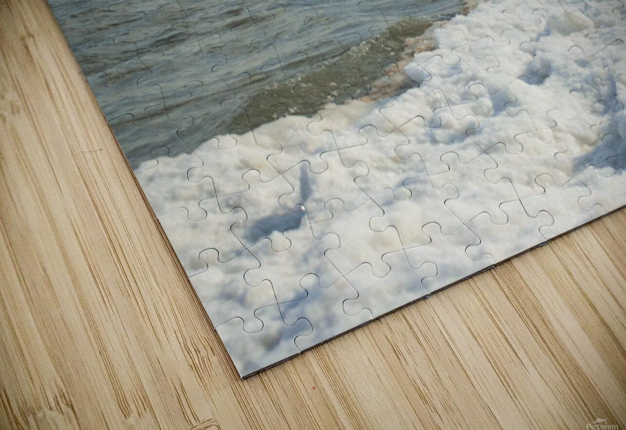 Lake Michigan HD Sublimation Metal print