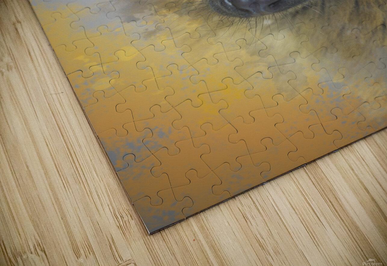 Lemurien HD Sublimation Metal print