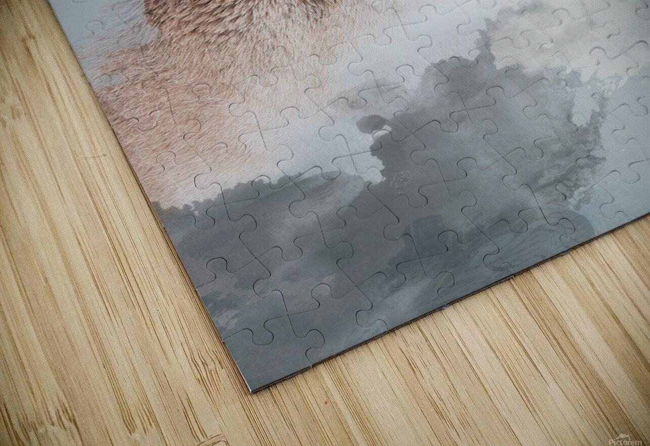 Cerf  HD Sublimation Metal print