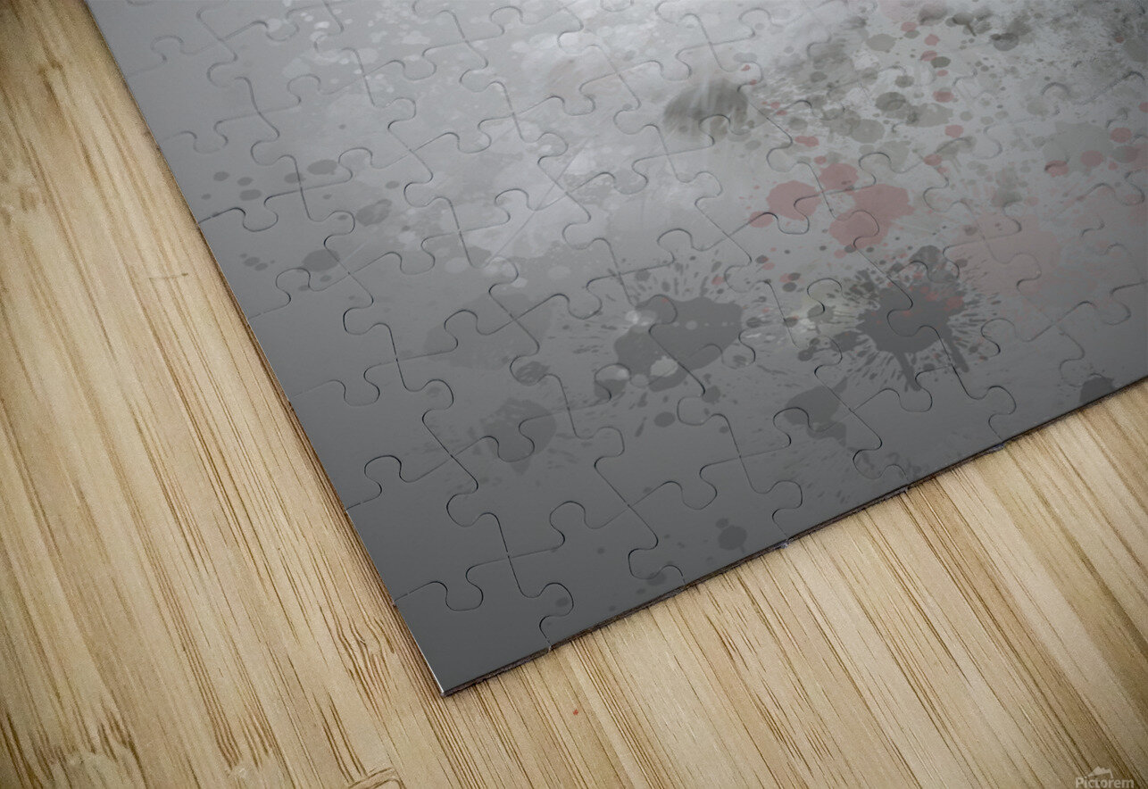 Lapin HD Sublimation Metal print