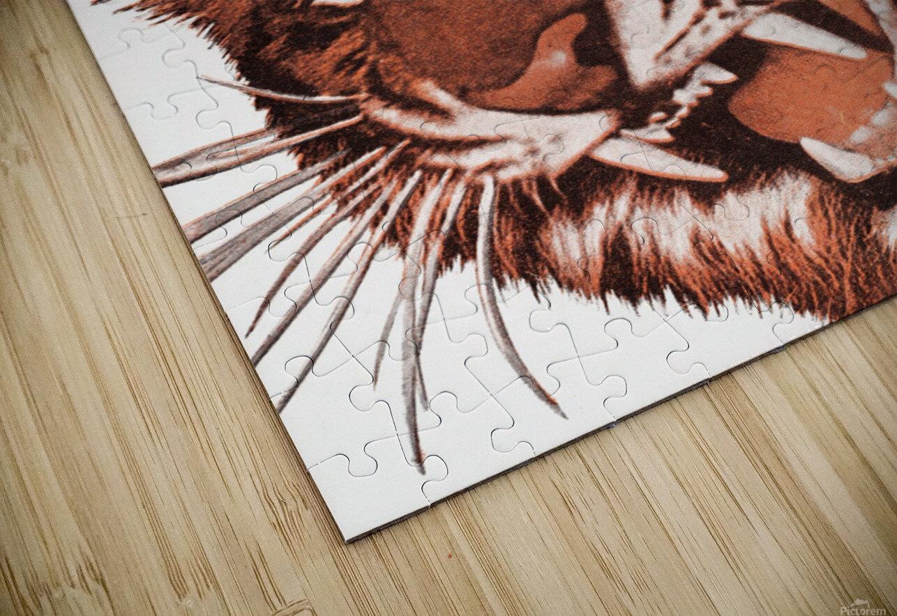 1955 Detroit Tigers Score Book Canvas HD Sublimation Metal print