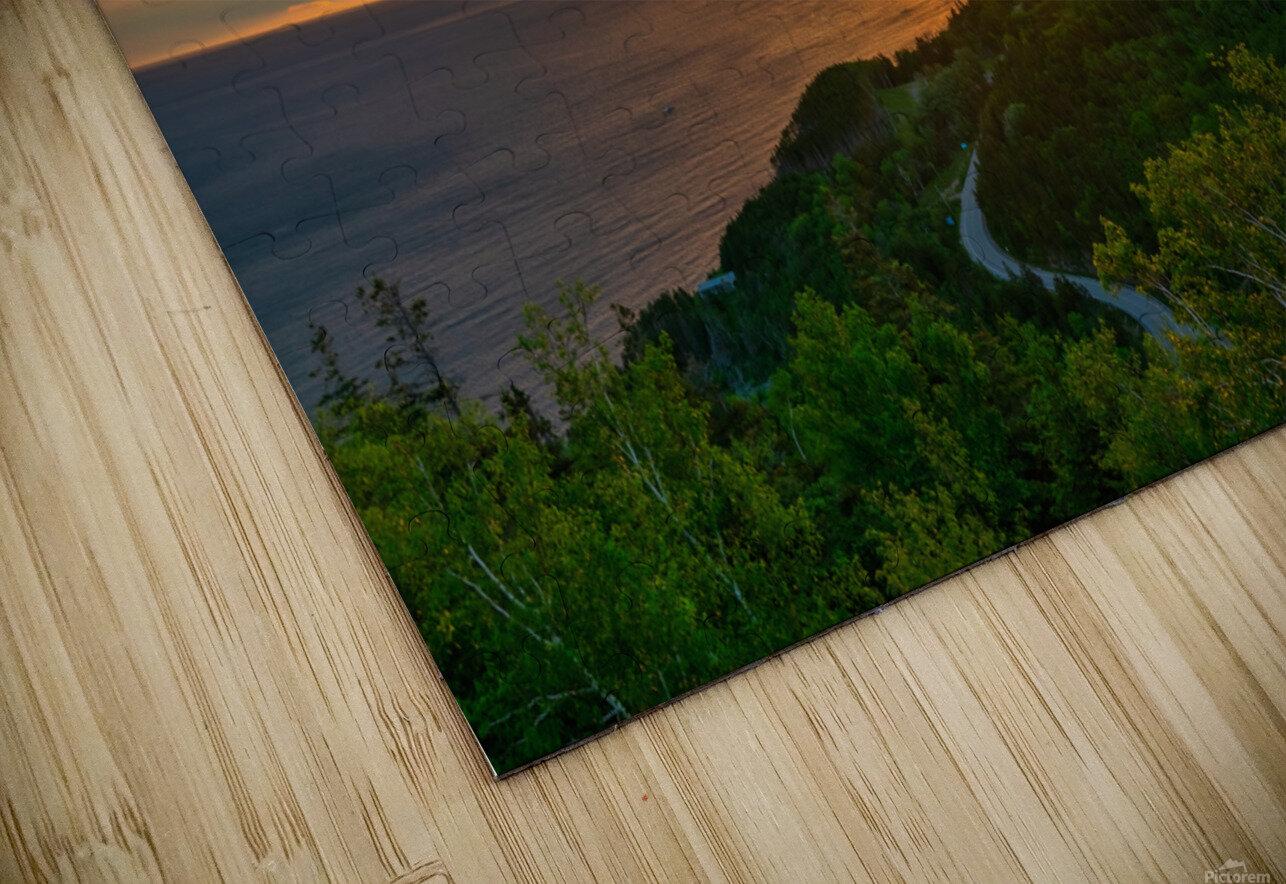 Good Morning Pleasant Bay HD Sublimation Metal print