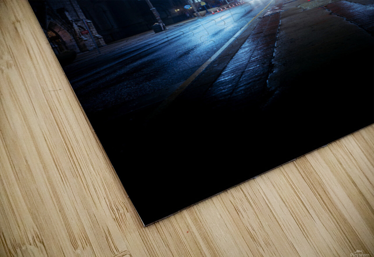 Neo-Gotham HD Sublimation Metal print