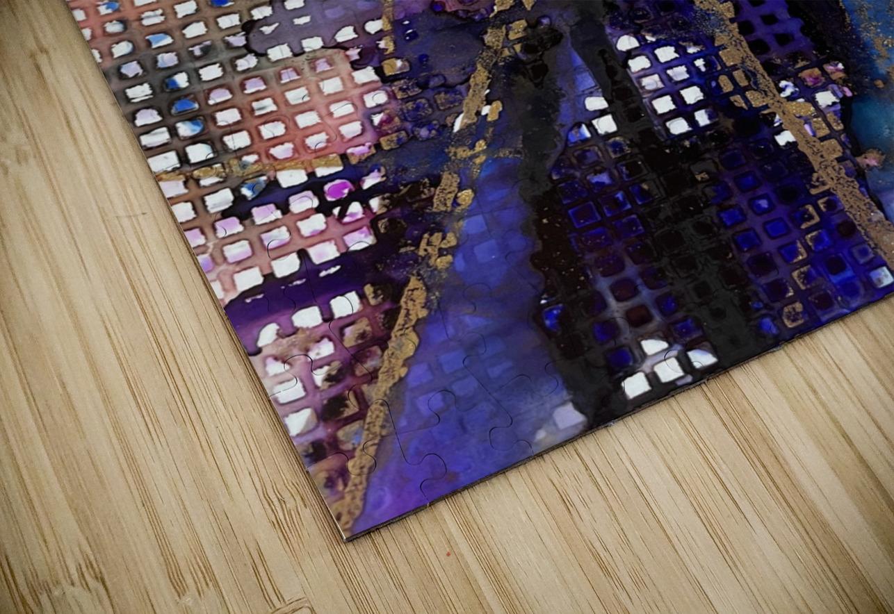 Breaking Free HD Sublimation Metal print