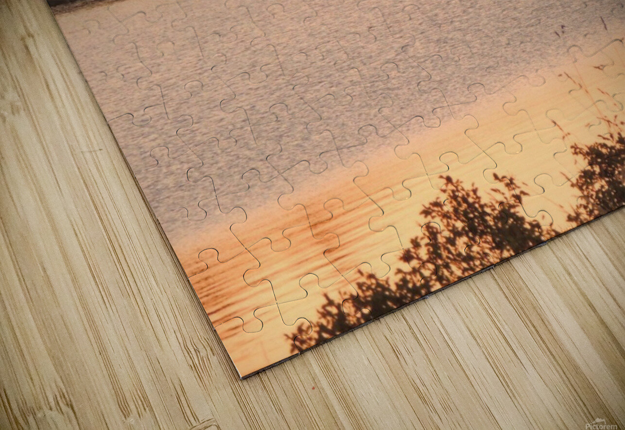 End of a Summer's Day HD Sublimation Metal print