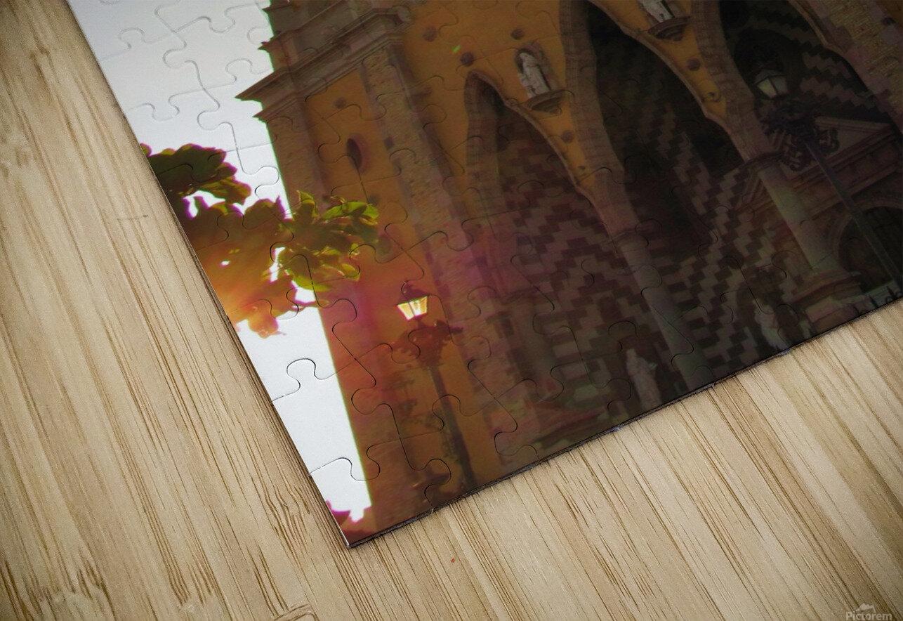 Catedral Basilica de Mazatlan HD Sublimation Metal print