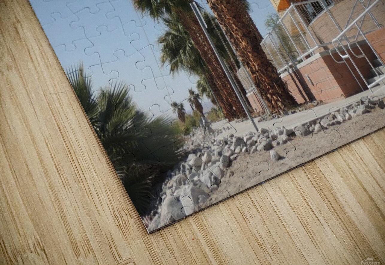 North Shore Beach & Yacht Club 2 HD Sublimation Metal print