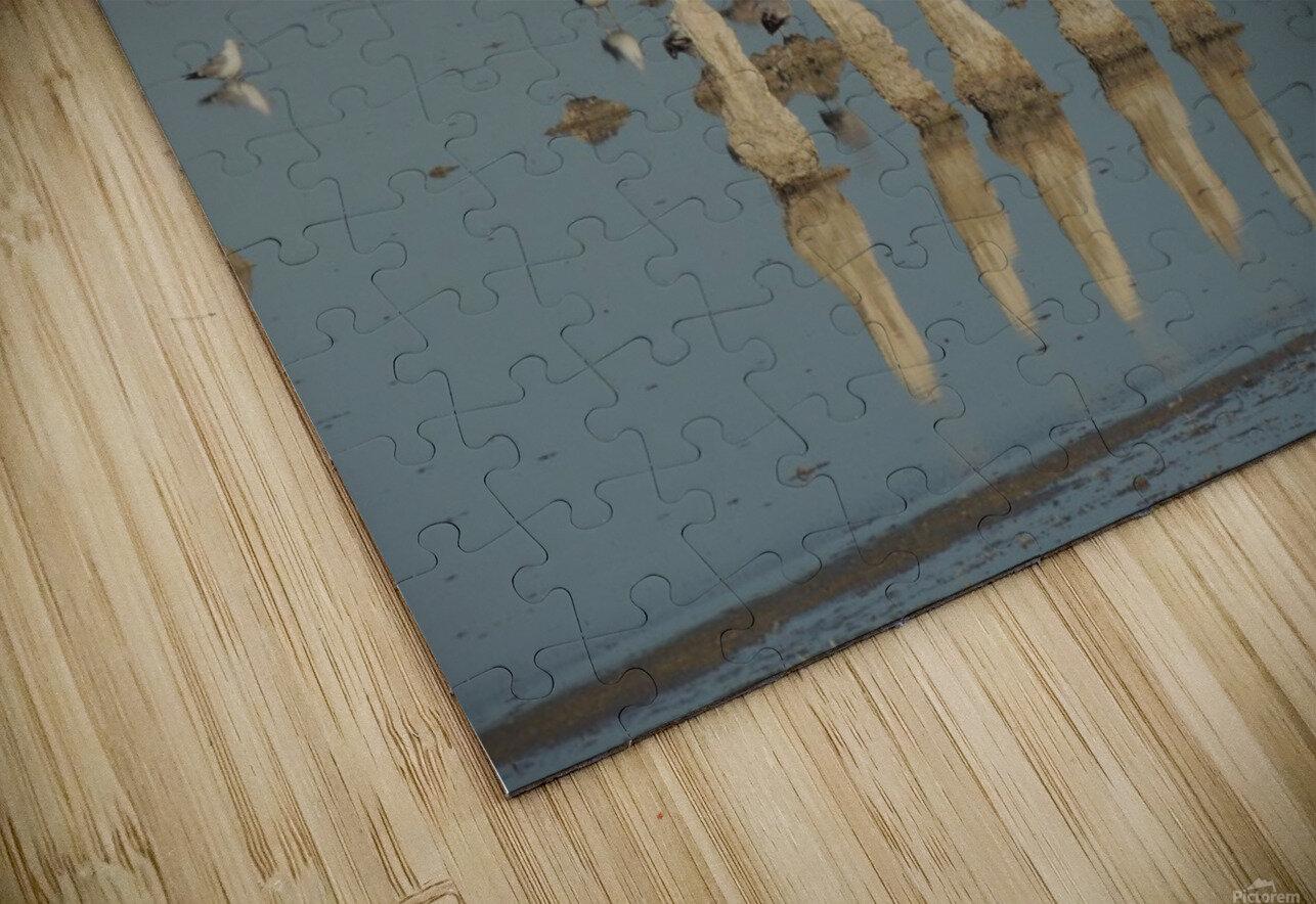 The Salton Sea HD Sublimation Metal print