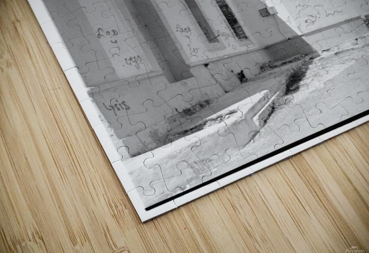 Faro de los Morillos de Arecibo, Puerto Rico HD Sublimation Metal print