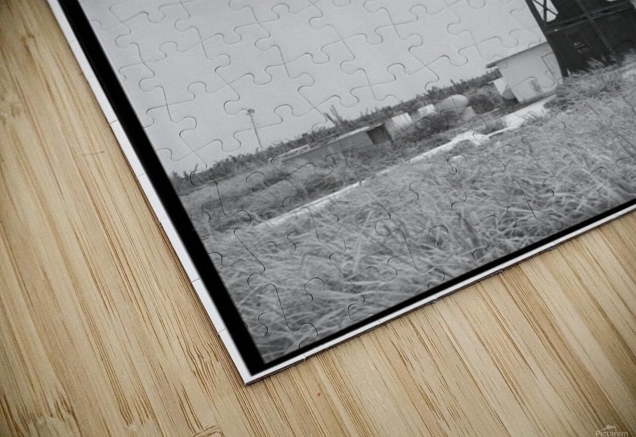 Isla-de-Mona-Light-Puerto-Rico HD Sublimation Metal print