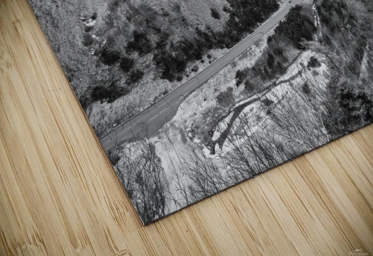 Cliffs of la Grande Falaise HD Sublimation Metal print