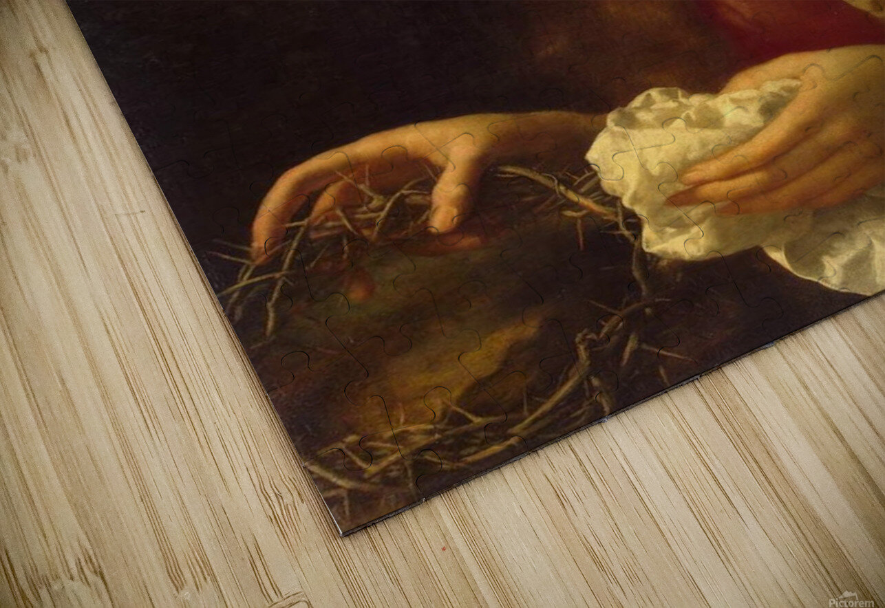 St Mary Magdalene HD Sublimation Metal print