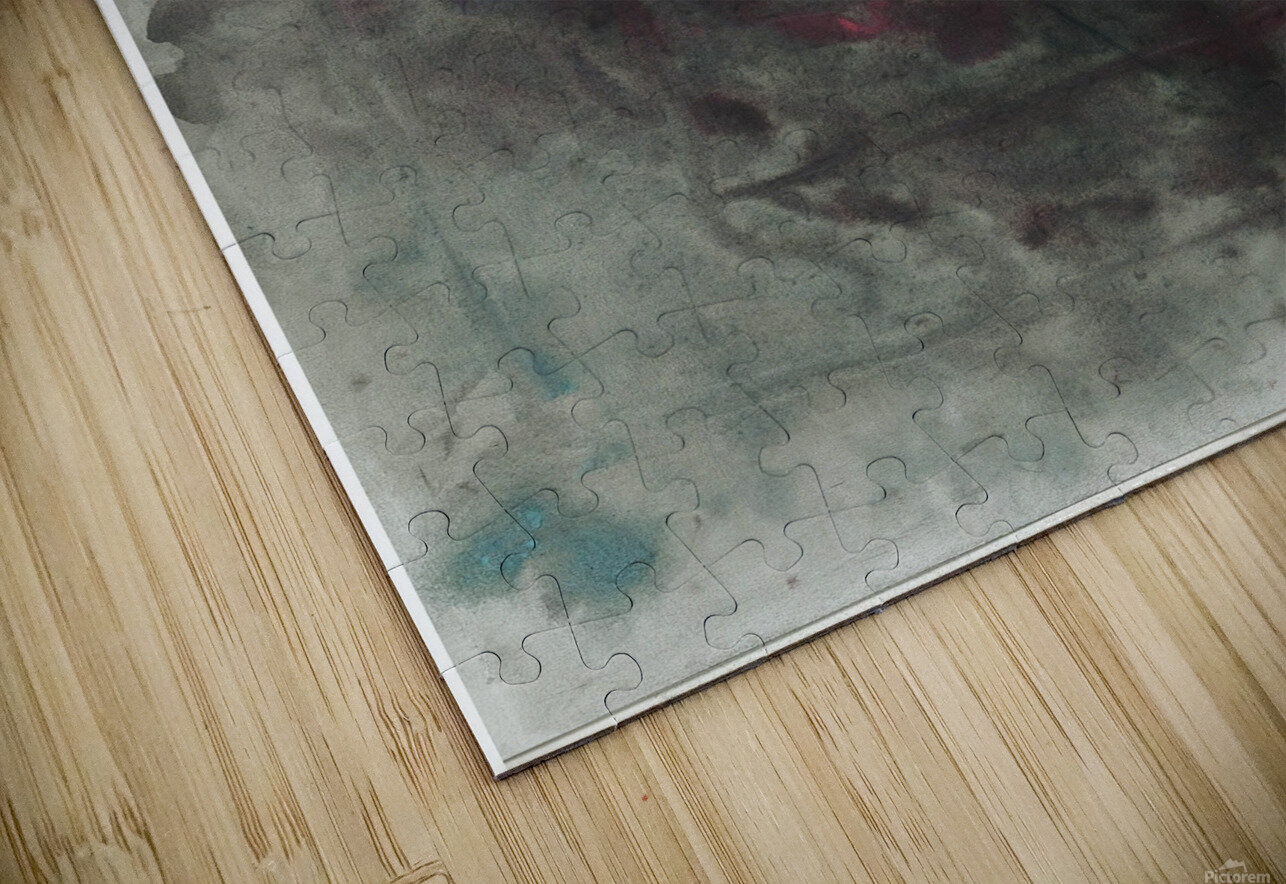 Lost HD Sublimation Metal print
