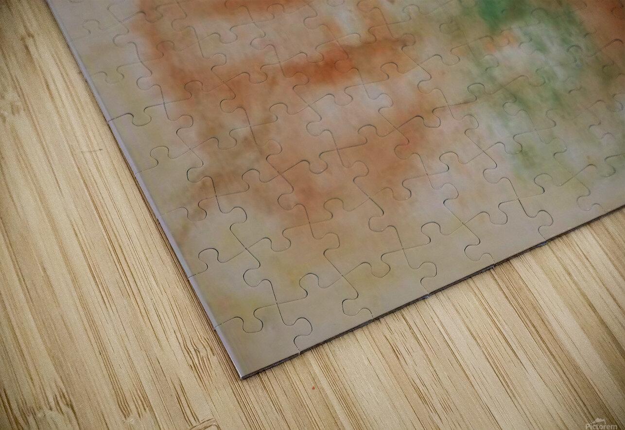 Composition 1 HD Sublimation Metal print