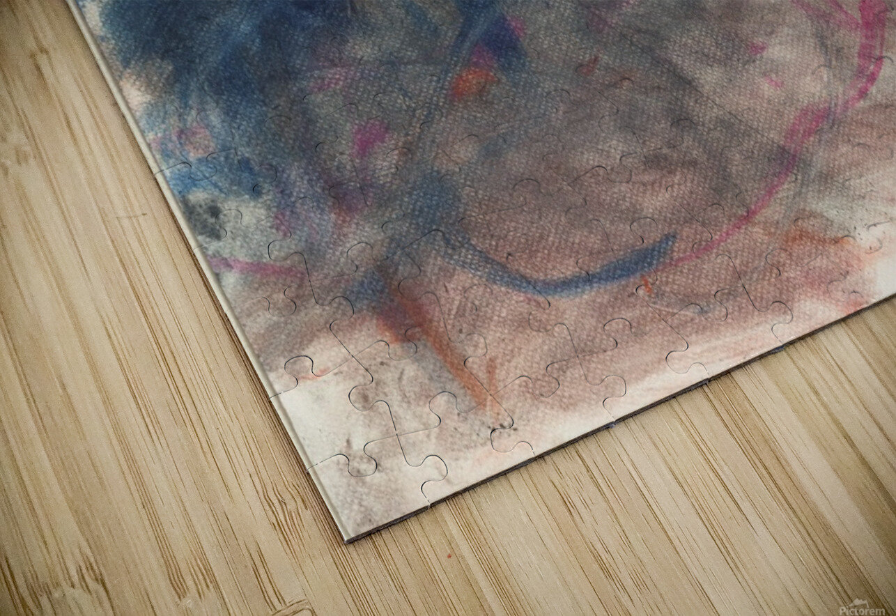 Unpaired HD Sublimation Metal print