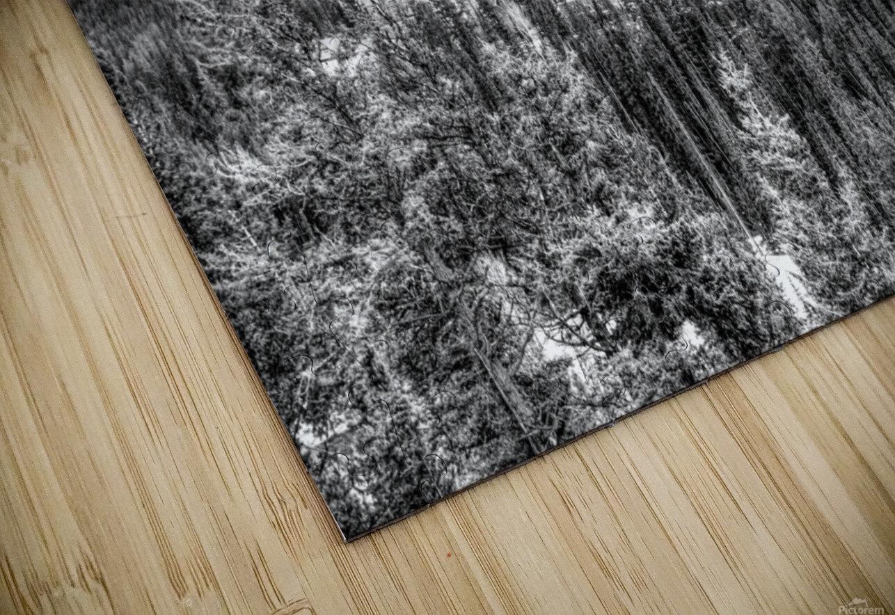 Banff_Hotel HD Sublimation Metal print