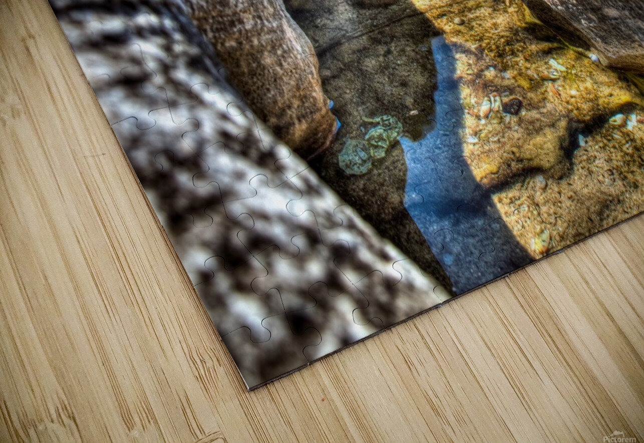 Gods Own Watering Hole HD Sublimation Metal print