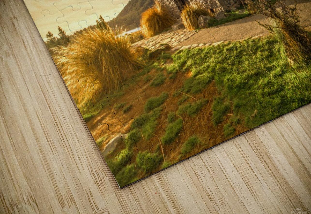 Highlights of Shepherd HD Sublimation Metal print