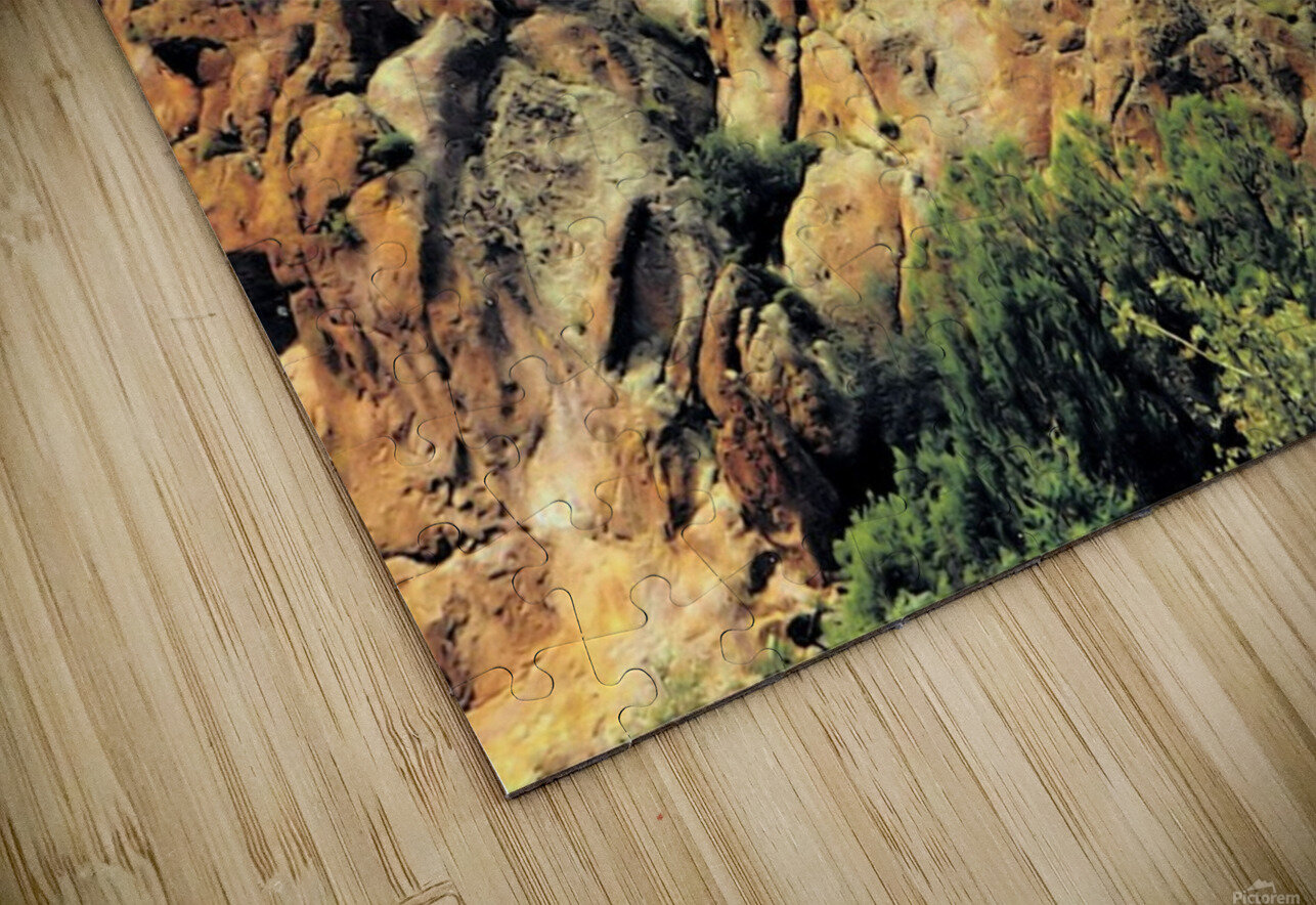 Another Rock Hill  Impression de sublimation métal HD
