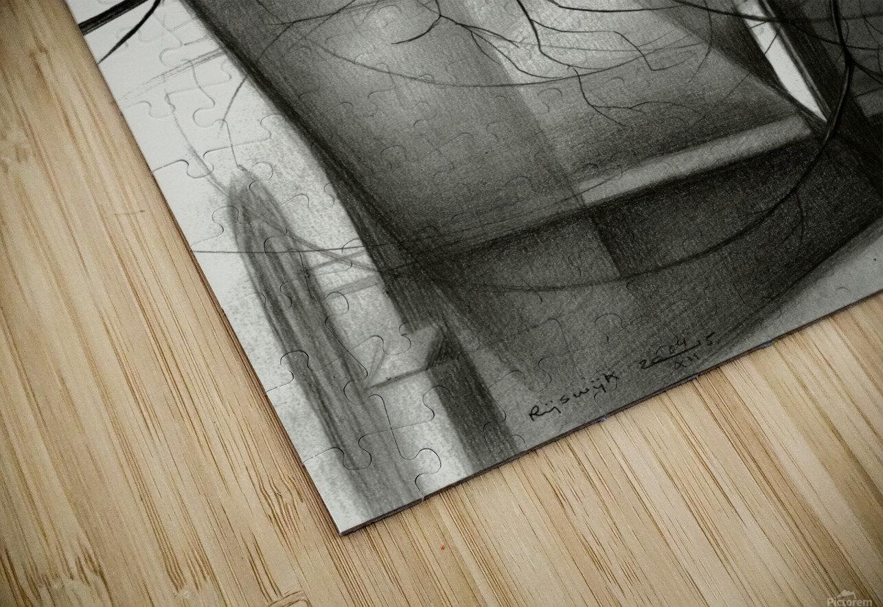 Rijswijk - 04-12-15 HD Sublimation Metal print