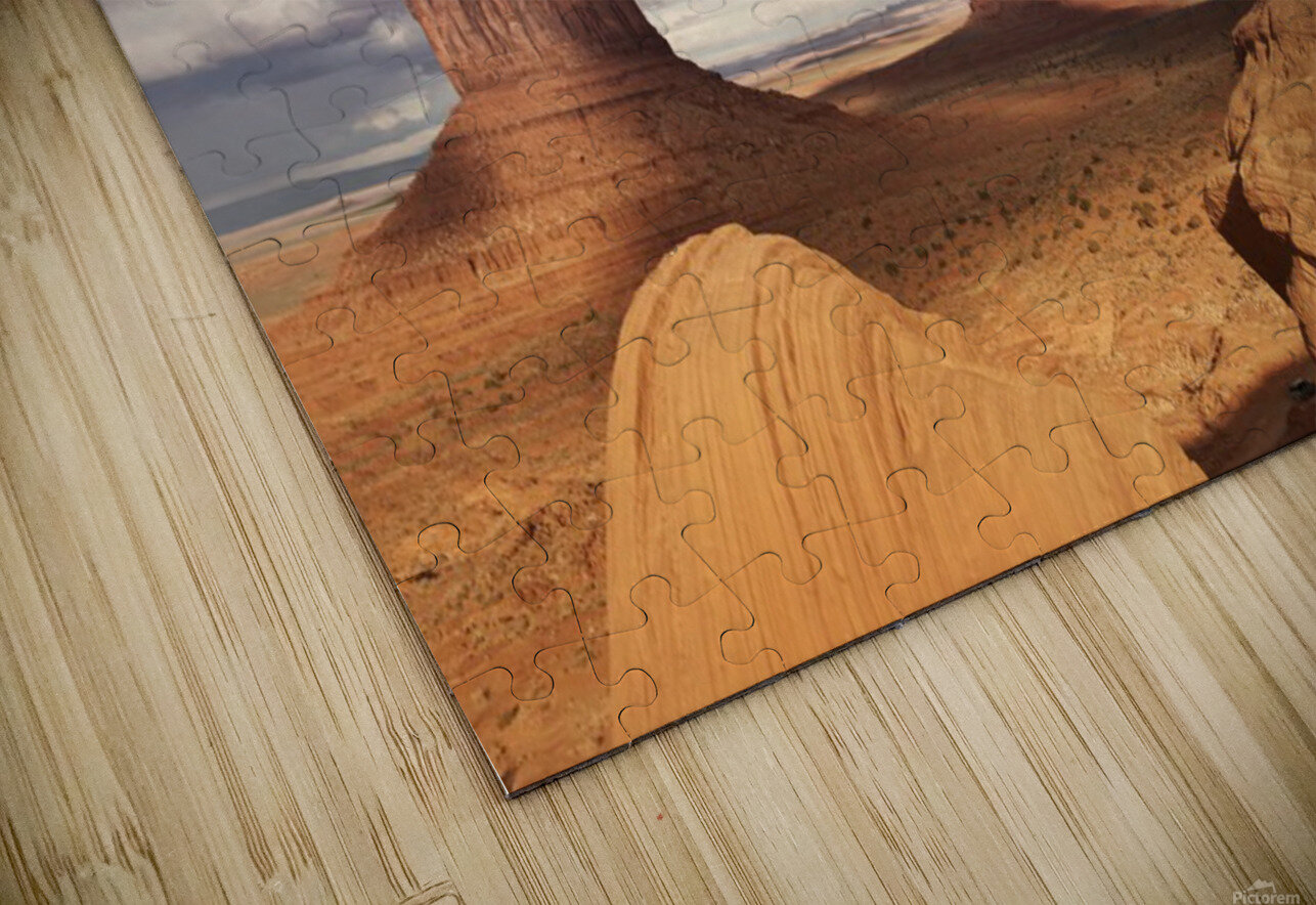 Monument valley 2 HD Sublimation Metal print