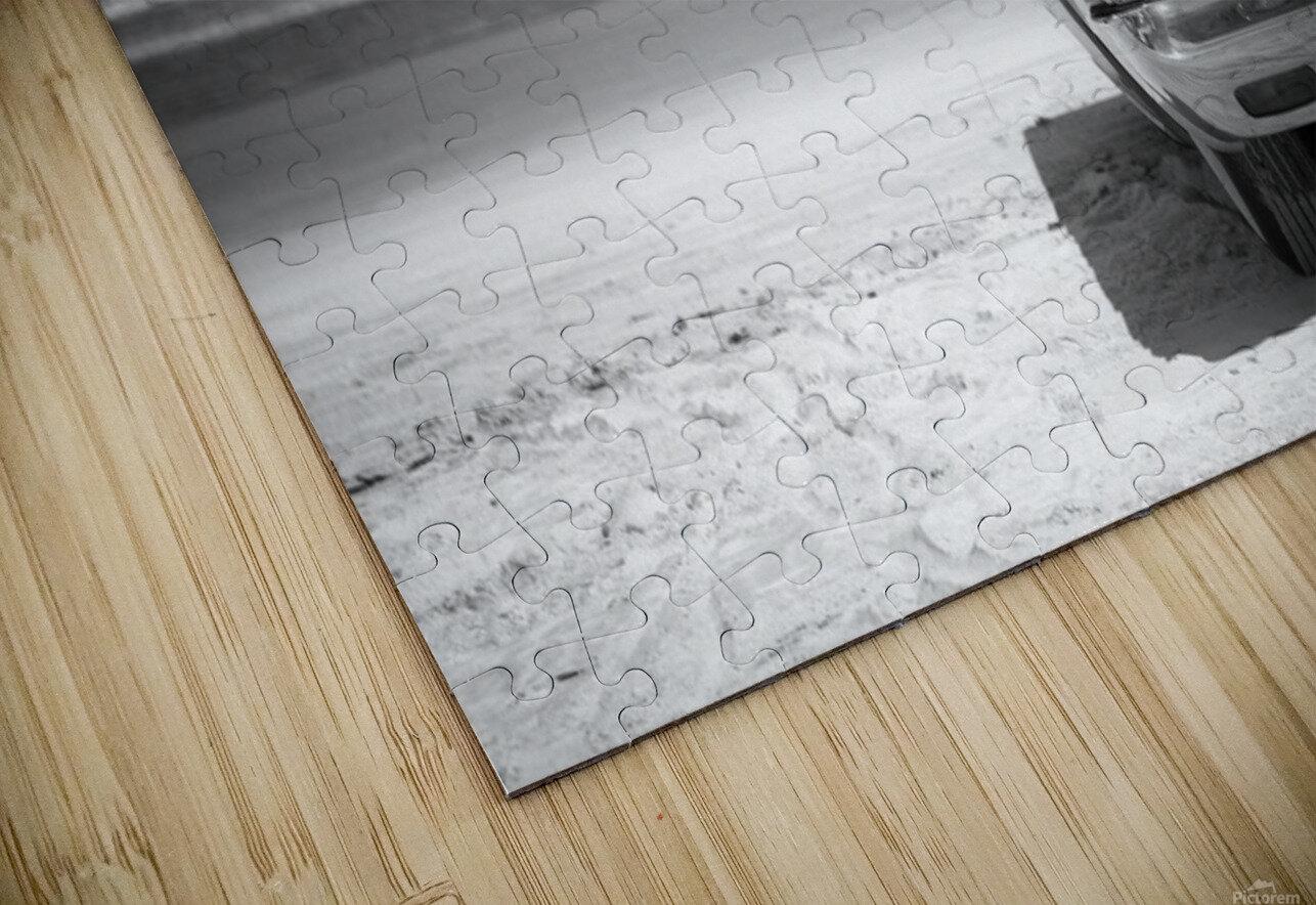 Daytona Beach 1 HD Sublimation Metal print