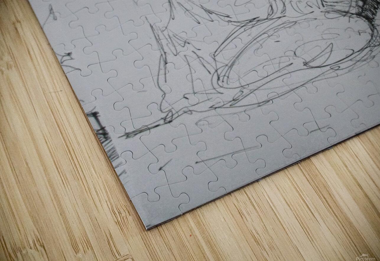 darvesh HD Sublimation Metal print