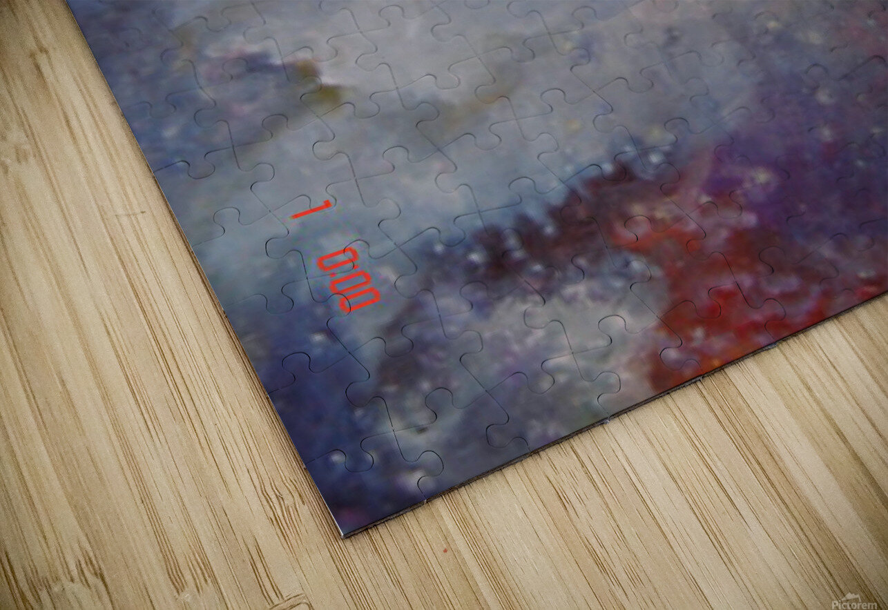 the inner eye HD Sublimation Metal print