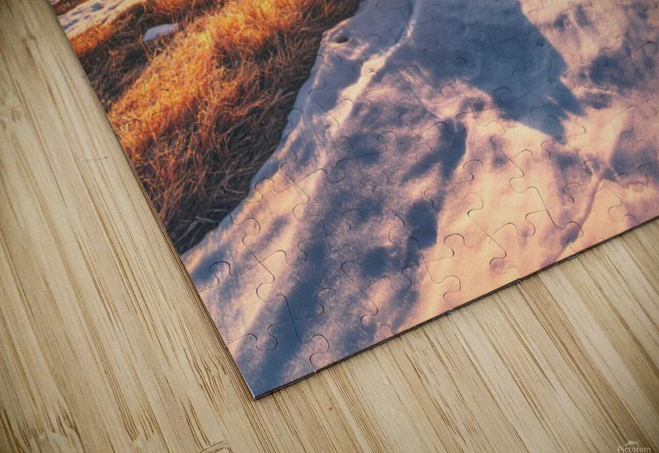 Panama HD Sublimation Metal print