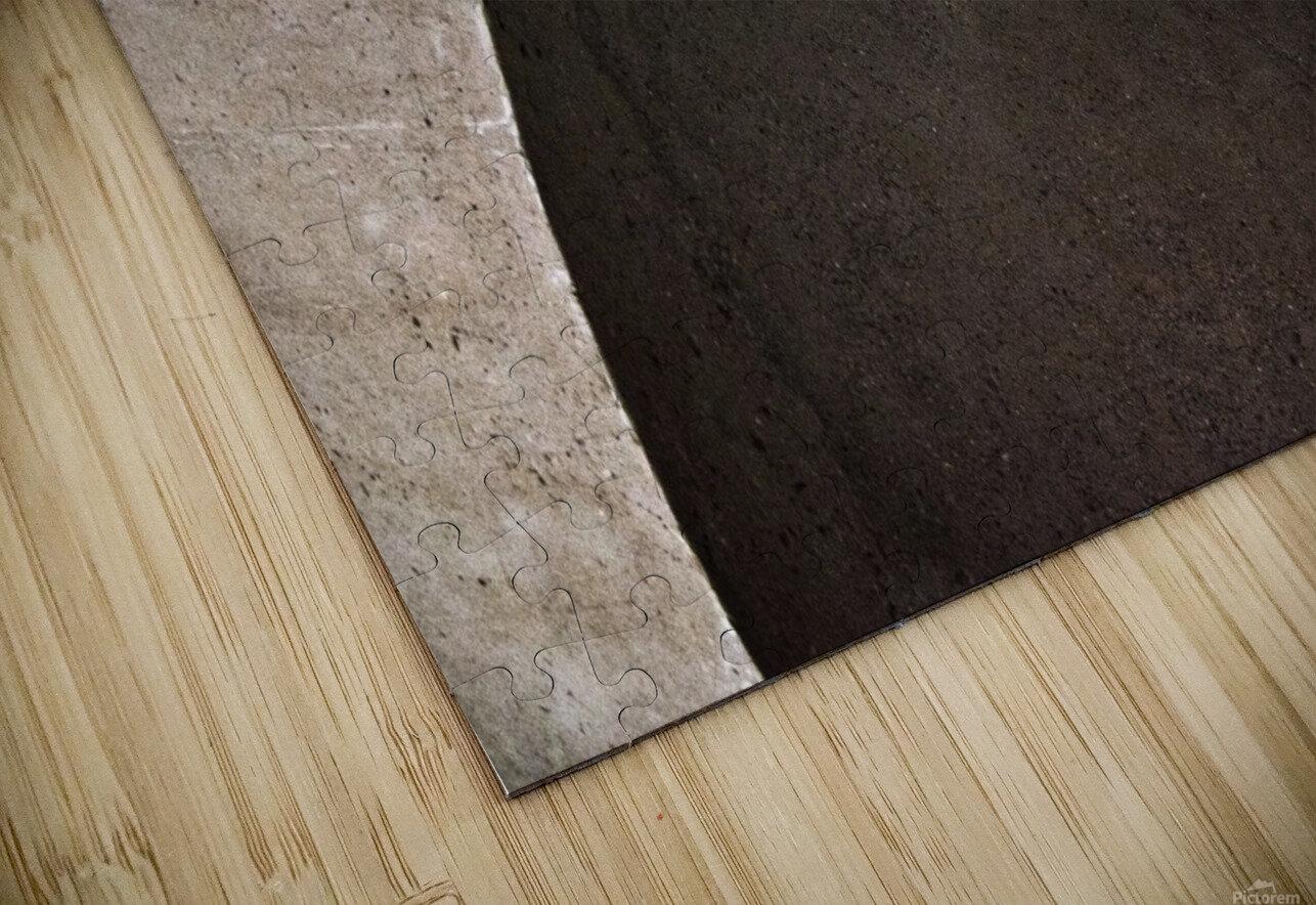 concrete wave HD Sublimation Metal print