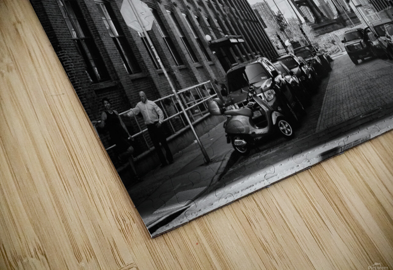 In America HD Sublimation Metal print